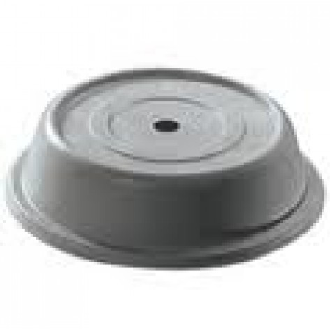 Plastic Plate Cover - Gray