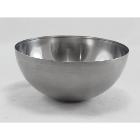 """Stainless Steel Serving Bowl 11"""" - CE72"""