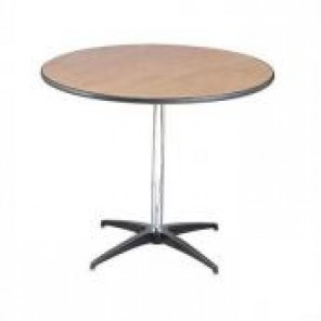 "30"" Round Seated Cocktail Table"