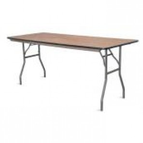 "8' x 30"" Rectangular Banquet Table"
