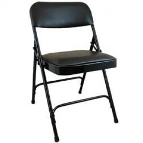 Black Folding Chair - C23 (Qty: 39+)