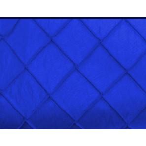 Blue Pintuck Taffeta - LTF23
