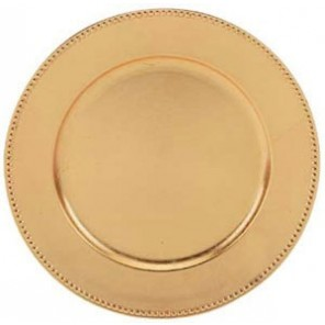 Brass Charger Plate - TD15