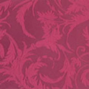 Burgundy Melrose Damasks - LDM12