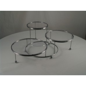 3 Tier Cake Stand - CE90 - (Qty: 2+)