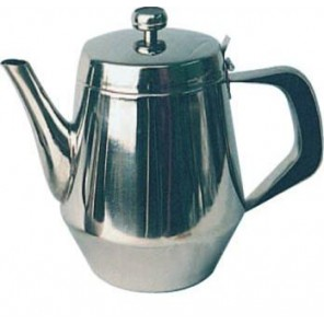 Gooseneck Teapot with Handle