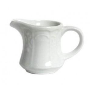 Porcelain White Creamer