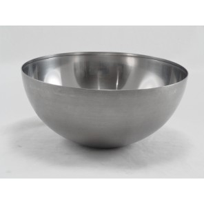 "Stainless Steel Serving Bowl 11"" - CE72"