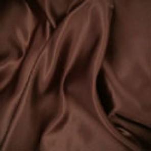 Chocolate Brown Satins
