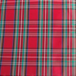 Christmas Plaid Taffeta - LPR65