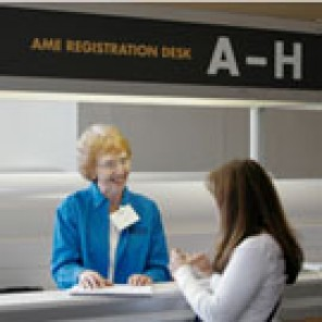 Registration Staff