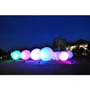 Inflatable Spheres - PR02