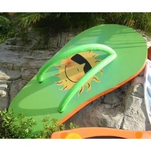 Giant Beach Flip Flops- PR16 - (Qty: 4+)