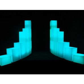 Stacked Glow Entryway- PR09 - (Qty: 1+)