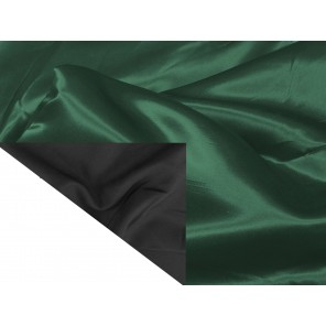 Hunter Green Silk with Black Back - LSK18