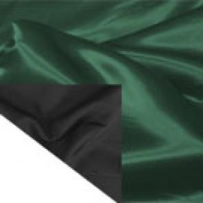 Hunter Green Silk with Black Back - LSK18