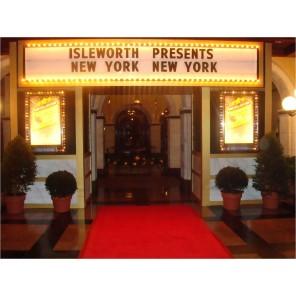 Movie Marquee Entryway - PR53