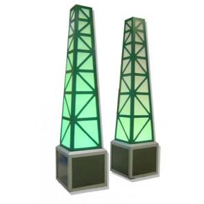 Glowing Obelisk - PR55 (Qty: 4+)