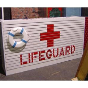 Lifeguard Bar Front- PR36 - (Qty: 1+)