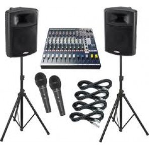 Sound System - ME01