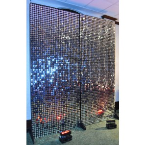 Sequin Wall Panels - PR26 - Qty:4
