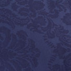 Navy Blue Damask
