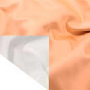 Peach Silk with White Back - LSK19