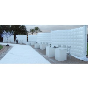 Inflatable Pillow Walls
