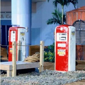 Vintage Gas Pump - PR71