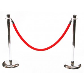 Stanchion and Rope - M03