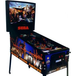 Pinball Machines - E18