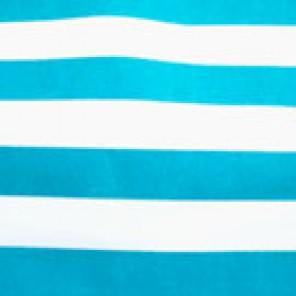 Teal Cabana Stripe - LPR57
